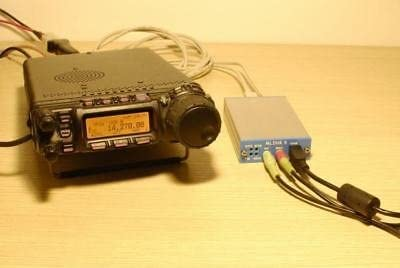 USB PC linker Adapter for YAESU FT-817// FT-857 897 ICOM IC-2720//2820 CAT Data
