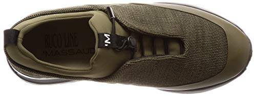 Rucoline Raptor Militare 43 Essentiel 121 Sneakers Uomo Verde 1ZwqrI1fx