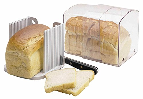 Kitchencraft Bread Keeper, Expanding