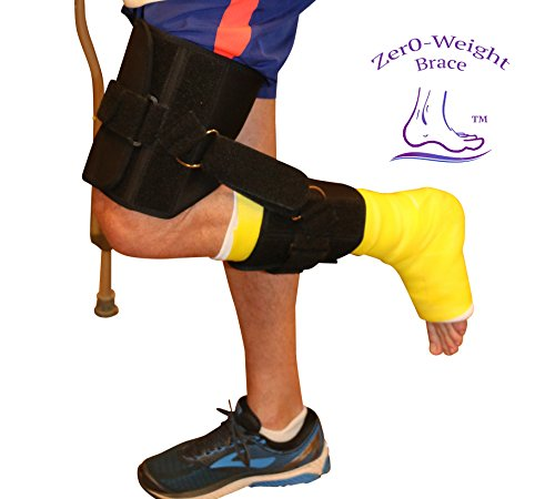 Zero-Weight Brace/ Non-Weight Bearing Brace/ Achilles Brace/ Leg Brace/ Post Surgery Brace/ Sprained Ankle Brace/ No Weight Brace