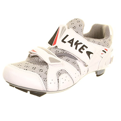 Lake TX212 Mens Triathlon Shoe White