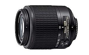 Nikon 55-200mm f4-5.6G ED Auto Focus-S DX Nikkor Zoom Lens