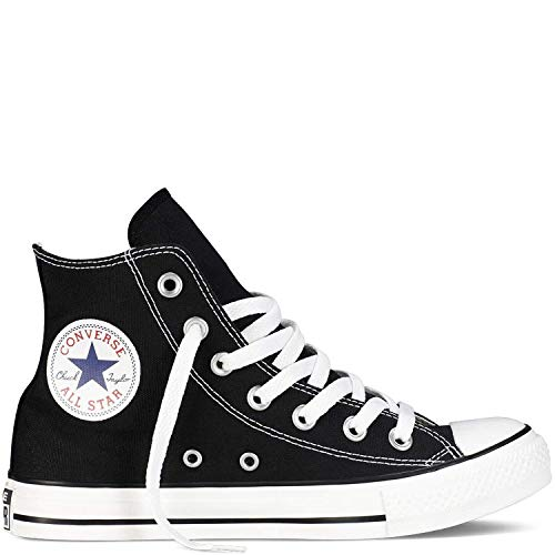 (Karmaloop Converse The Chuck Taylor All Star Core Hi Sneaker Black (6.5 B(M) US, Black_Women Size))