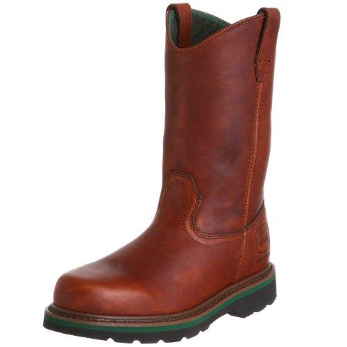 John Deere Mens Jd4193 Boot Valnöt
