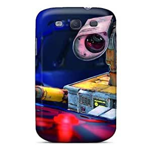Samsung Galaxy S3 UMJ20018KdBu Custom Vivid Inside Out Pictures Protector Hard Phone Cover -AlissaDubois