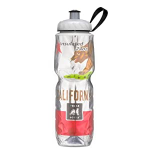 Polar Bottle Insulated Water Bottle (24-Ounce) (California)