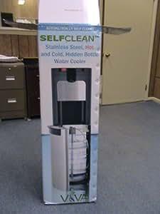 viva self clean water cooler manual