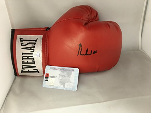 Muhammad Autographed Authentic Authentics Marketing product image