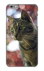 Jersey City Brand New Defender Case For Iphone 6 Plus (animal Cat) / Christmas's Gift