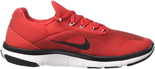 Fitness Nike White Black Indoor Scarpe Sportive Free Trainer Uomo Red Rosso University V7 PrZ7wtrq