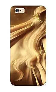 [057e040625]premium Phone Case For Iphone 6 Plus/ Painting Art Face Girls Fantasy Girl Women Blonde Tpu Case Cover(best Gift Choice) Kimberly Kurzendoerfer