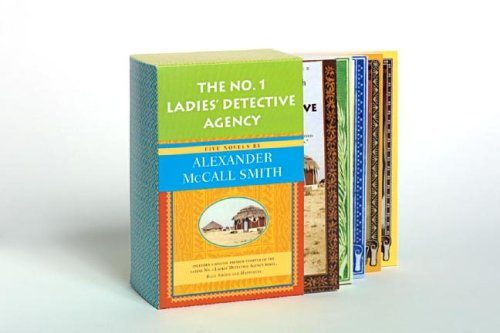The No. 1 Ladies' Detective Agency 5-Book Boxed Set - Book  of the No. 1 Ladies' Detective Agency