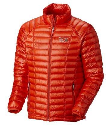 Mountain Hardwear Ghost Whisperer Down Jacket - Men's State Orange Small