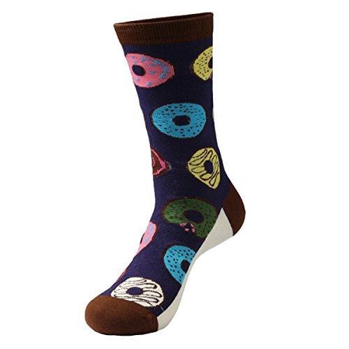 zmart-mens-funny-food-donuts-crew-socks