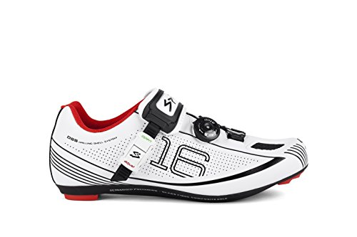Road 16 Unisex Negro Zapatillas Spiuk Blanco A5f0ww