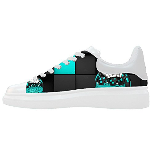 Custom Stampa 3D stereoscopica Womens Canvas Shoes Le Scarpe Le Scarpe Le Scarpe.