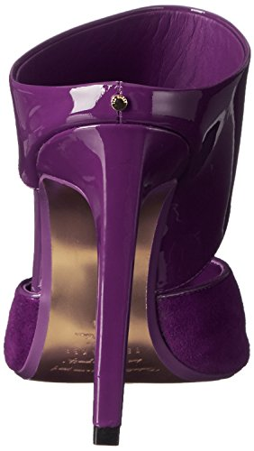Suede Amenoa Ted Baker Dress Purple Pump Women's qYn7Bn1wP
