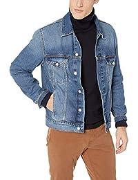 31deb4ff Jeans Men's Denim Trucker Jacket