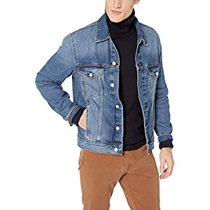 Calvin Klein Jeans Men's Denim Trucker Jacket
