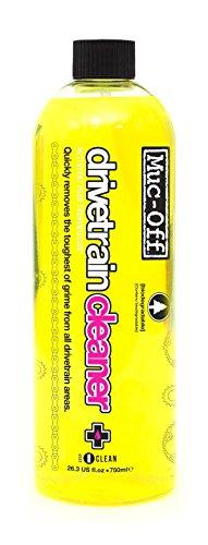 Muc Off Bio Drivetrain Cleaner Yellow, 750ml