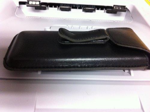 Small Semi Hard Pocket Clip Eyeglass Case (Hard Pocket)