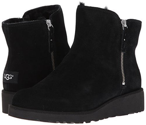 Suede Shala Ugg Womens Noir Australia Boots qBRvPR
