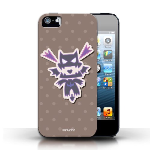 Etui / Coque pour Apple iPhone 5/5S / Petit monstre conception / Collection de Petits monstres