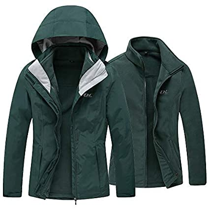 Image Unavailable. Image not available for. Color  Diamond Candy Women s 3  in 1 Winter Jackets ... 579cfa04270c