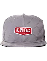 premium selection ee803 9df78 ... discount tyson snapback hat grey 32 product details. no bad ideas 5b3f5  8cee7