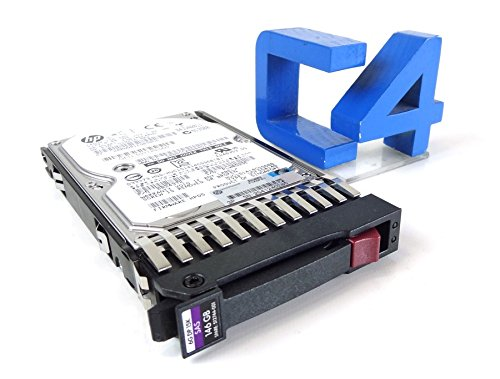 627114-001 HP G8 G9 146-GB 6G 15K 2.5 SAS SC by HP