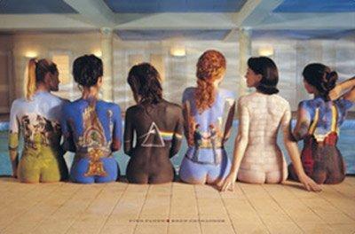 Pink Floyd Back Catalog Poster  PSA008939