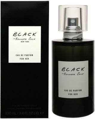 Black Perfume by Kenneth Cole for women Personal Fragrances