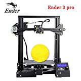 New Creality Ender 3 Pro Desktop 3D Printer 8.6' x 8.6' x 9.8' with Magnetic Bed, UL Certified Power Supply