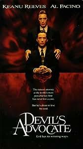 The Devil's Advocate [VHS]