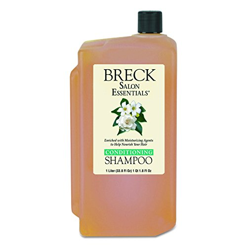 Dial Breck Conditioning Shampoo - Breck 10002 1 liter Conditioning Shampoo (Pack of 8)