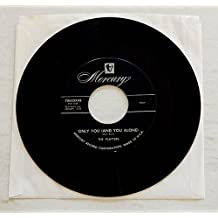 The Platters ONLY YOU (AND YOU ALONE) b/w BARK, BATTLE AND BALL - Mercury Records 1955 - Vinyl 7 Inch Single Record - MONO - Cool Rock & Roll / R&B single! Features Zola Taylor!