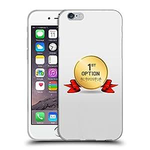 """Super Galaxy Coque de Protection TPU Silicone Case pour // V00000677 Gold Medal primera opción // Apple iPhone 6 4.7"""""""
