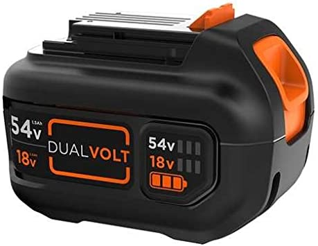 Black /& Decker BL1554-XJ Dualvolt Batterie 54 V 1,5 Ah