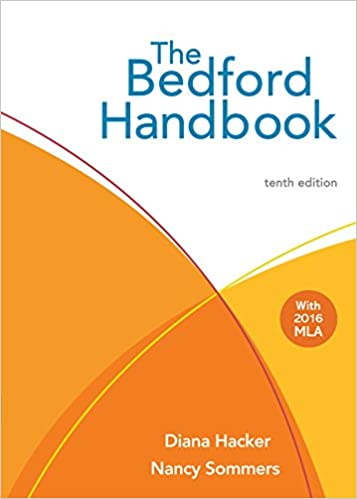 Amazon the bedford handbook ebook hacker diana nancy sommers the bedford handbook 10th edition kindle edition fandeluxe Gallery