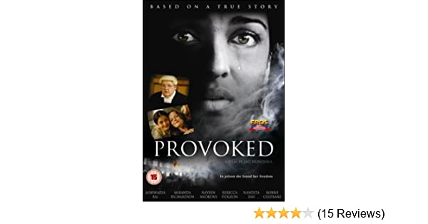 provoked film review