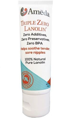 Ameda Triple Zero Lanolin, 35g … (2pack) by Ameda