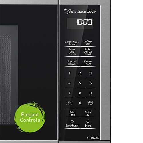 Panasonic Compact Microwave Oven image 3