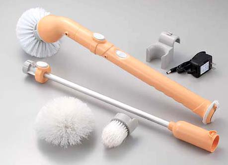 Probe bath electric brush PU-1 by Takatoshi