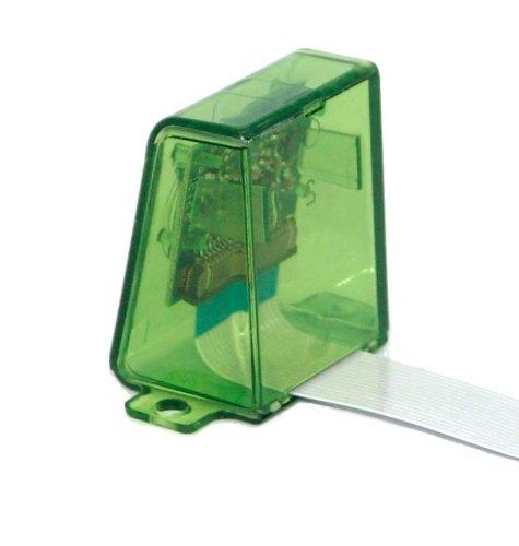 Verde Trasparente Camera Case Raspberry Pi