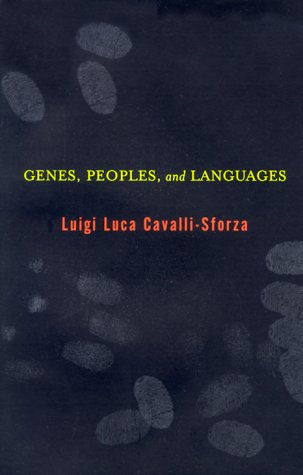 Genes, Peoples, and Languages by Brand: North Point Press