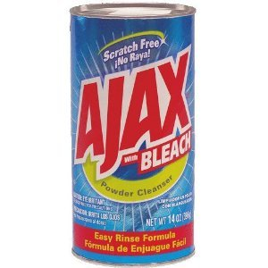 Ajax Powder Cleanser 400 g (Pack of 3): Amazon.co.uk ...