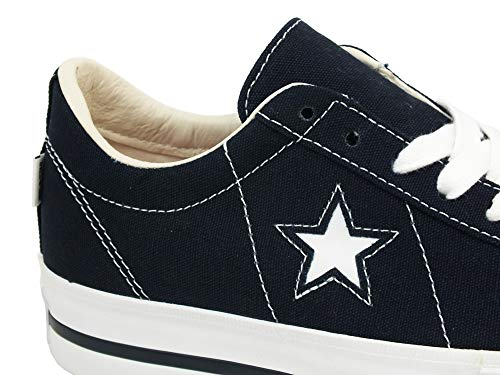 Converse Ox Platform One 564031c Black Star White 8qU08