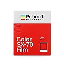 Polaroid Originals Instant Color Film for SX-70, White (4676)