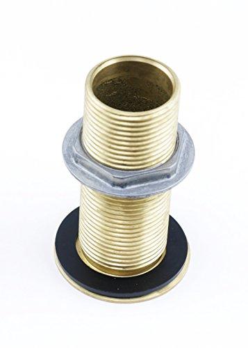 AA Faucet Brass Bar Sink Drain 1