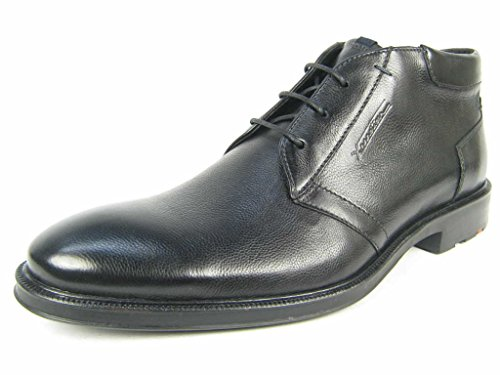 Lloyd Classic Black Dress Shoes